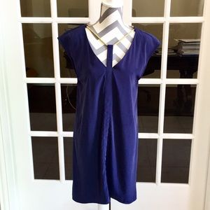 Dylan and Rose Blue Midi Dress  size:Small